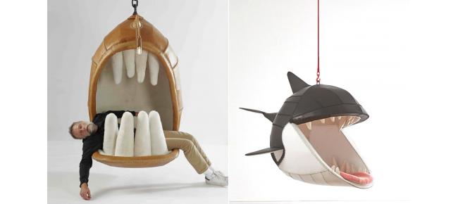 V-center Дизайнерские подвесные кресла в виде животных