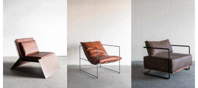 V-center Роскошная мебель ручной работы из натурального мебельной кожи