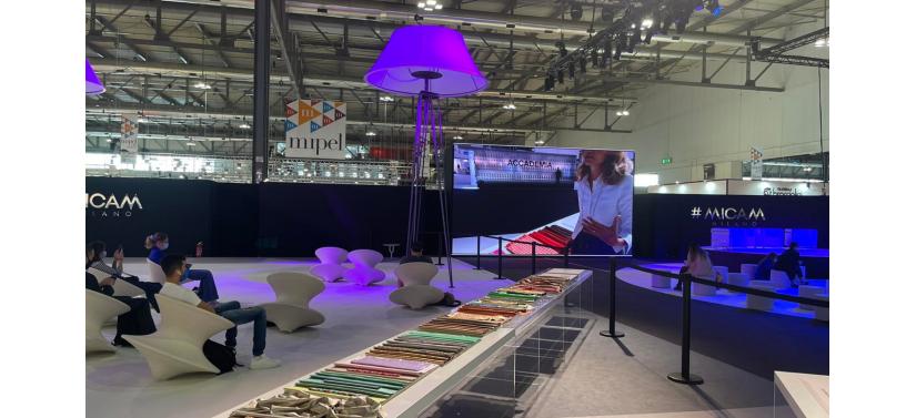 V-center В Милане началась выставочная неделя изделий из кожи Mipel и обуви Micam